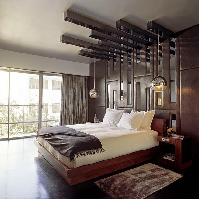 Diseño dormitorio soltero