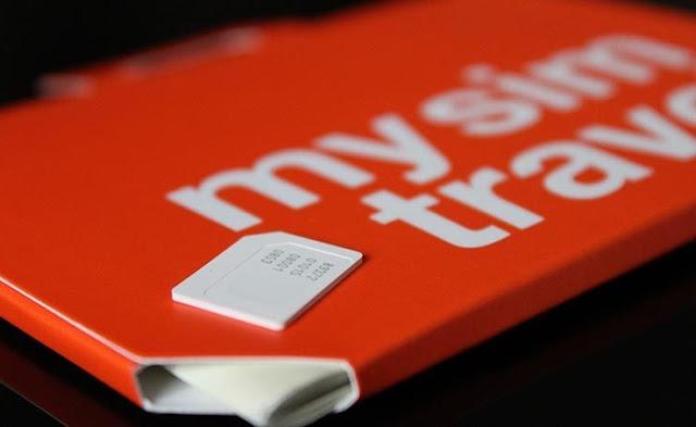 Chip Pré Pago Internacional de celular para usar no Canadá: Mysimtravel