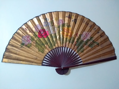 Fan, summer, wall decor