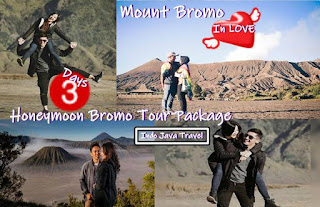Honeymoon Bromo Tour Package | Bromo Honeymoon