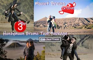 Honeymoon Bromo Tour Package | Bromo Honeymoon