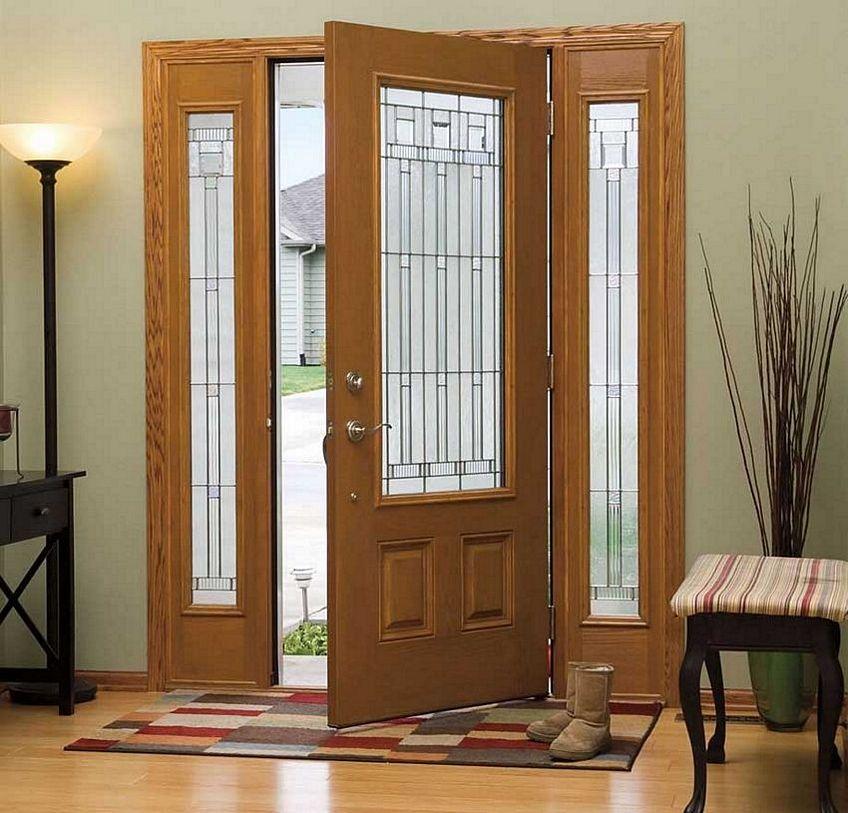 pintu depan rumah minimalis 2