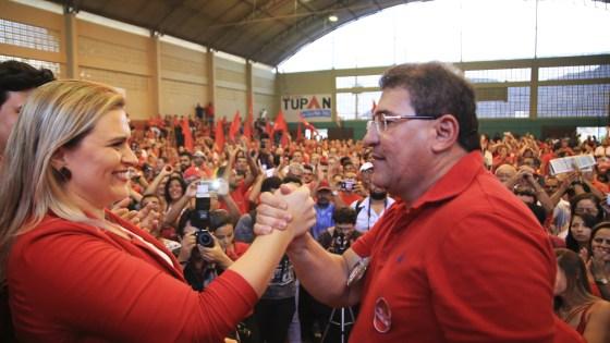 Coordenador e principal aliado de Marília Arraes, prefeito Luciano ...