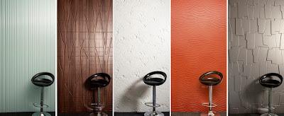 Tipos de paredes, hogar y decoración