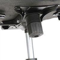 Bush chair cylinder and tilt tension control