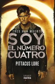 Soy El Número Cuatro (Pittacus Lore)