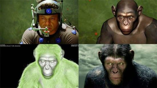 planeta dos macacos efeitos especiais