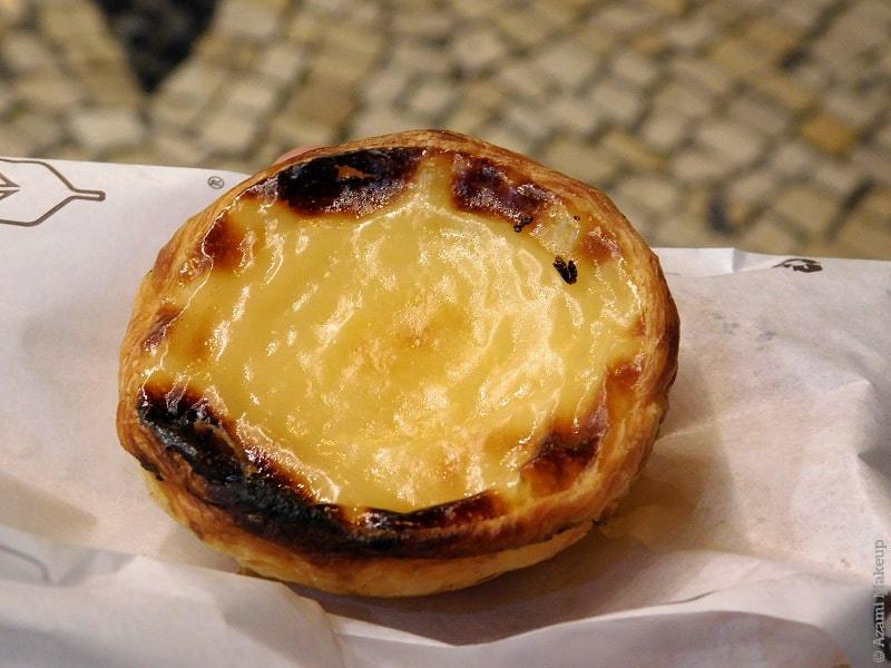 Lisbon | Nata De Lisboa - Best Pastéis de Nata in Lisbon, Rua Augusta, Pastelharia, Review - Avis Pâtisserie Portugal - Pastel