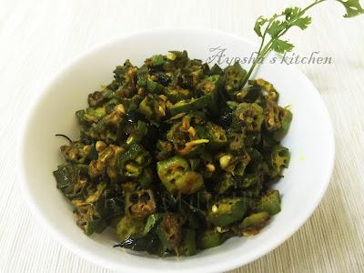 vandakka fry porichathu mezhukkupuratti ladys finger recipes sadhya recipes