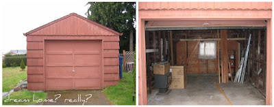 Маленький дом Мечты – из старого гаража фото 1