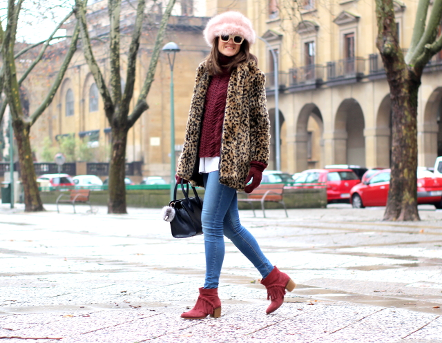 El invierno y sus complementos