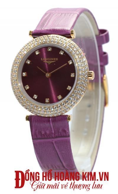 Đồng hồ Hoàng Kim- thế giới đồng hồ nữ đính đá đẹp tại quảng ninh