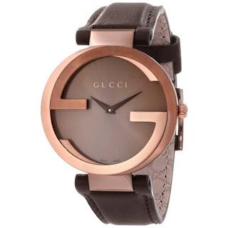 Gucci Men's Interlocking-G YA133207