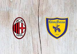 اون لاين مشاهدة مباراة ميلان وكييفو فيرونا بث مباشر 9-3-2019 الدوري الايطالي اليوم بدون تقطيع