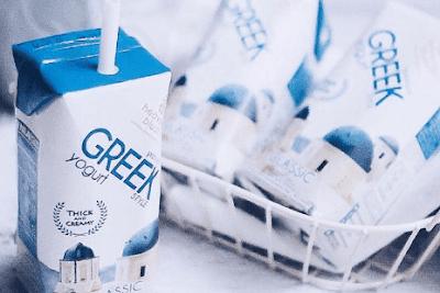 Inilah Greek Yogurt: Rendah Lemak dan Tinggi Protein
