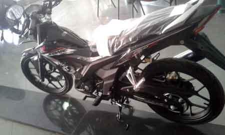 gambar new honda sonic 150R