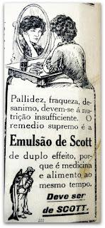 Emulsão de Scott - Jornal O Taquaryense - Taquari (RS)