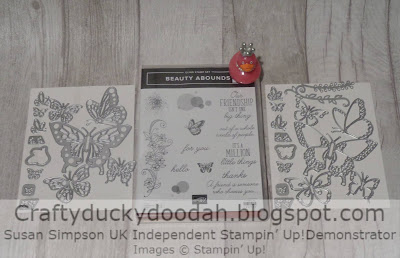 Beauty Abounds, Butterfly Beauty Thinlits, Craftyduckydoodah!, Stampin' Up! UK Independent  Demonstrator Susan Simpson, Supplies available 24/7 from my online store, Stamp 'N Hop December 2018