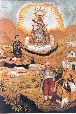 Resultado de imagen de Virgen de los Remedios Cártama