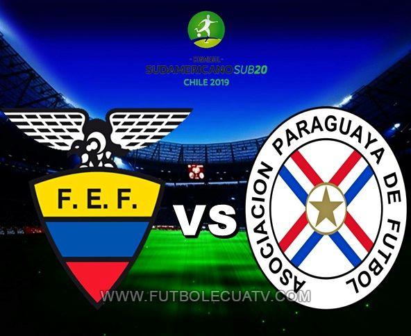 Ecuador choca ante Paraguay en vivo a partir de las 15:10 horario local a efectuarse en el estadio El Fiscal de Talca Grupo B del Sudamericano Sub-20, siendo el árbitro principal a mencionar luego con transmisión de los canales oficiales CNT Sports y GolTV.