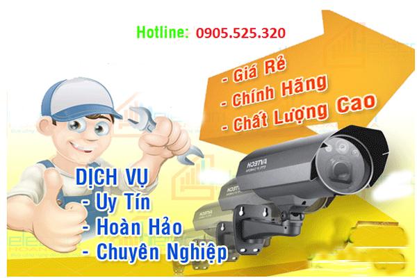 Lắp Đặt Camera Quan Sát Thị Xã Ninh Hoà