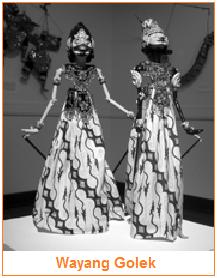 Seni Pertunjukan Sunda - Wayang Golek