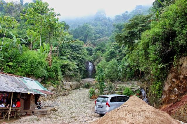 Wahana Wisata Curug Ciherang Jalan Jalan Phota Photo