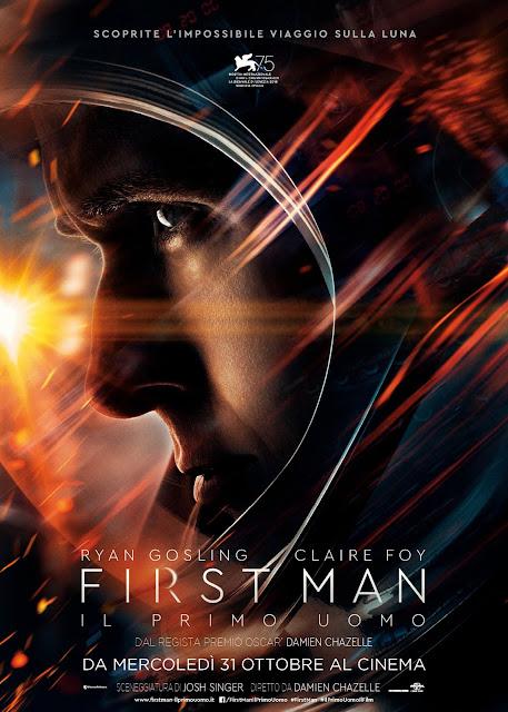 First Man: Il Primo Uomo Chazelle