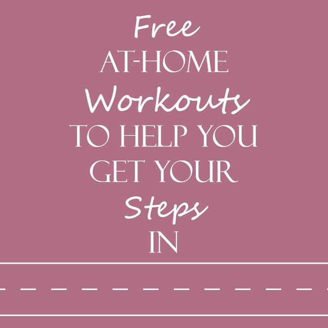 at-home low impact workouts