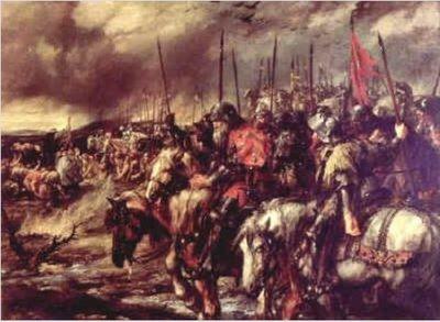Guerra dos Cem Anos Entre a França e a Inglaterra