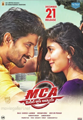 MCA (Middle Class Abbayi) 2018 Hindi Dubbed Full Movie