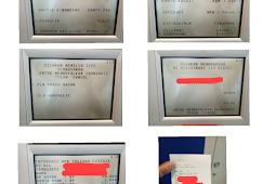 Cara Bayar PLN Nontaglis Melalui ATM BCA