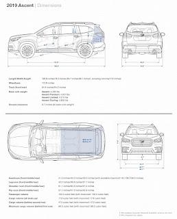: Is the 2019 Subaru Ascent Bigger than my Land Cruiser?
