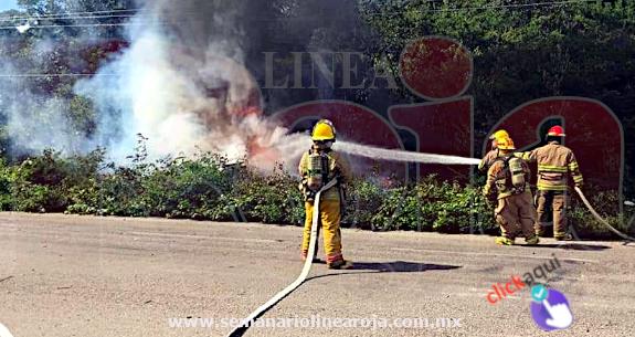 Turistas habrían ocasionado un aparatoso accidente en la carretera Tulum-Felipe Carrillo Puerto