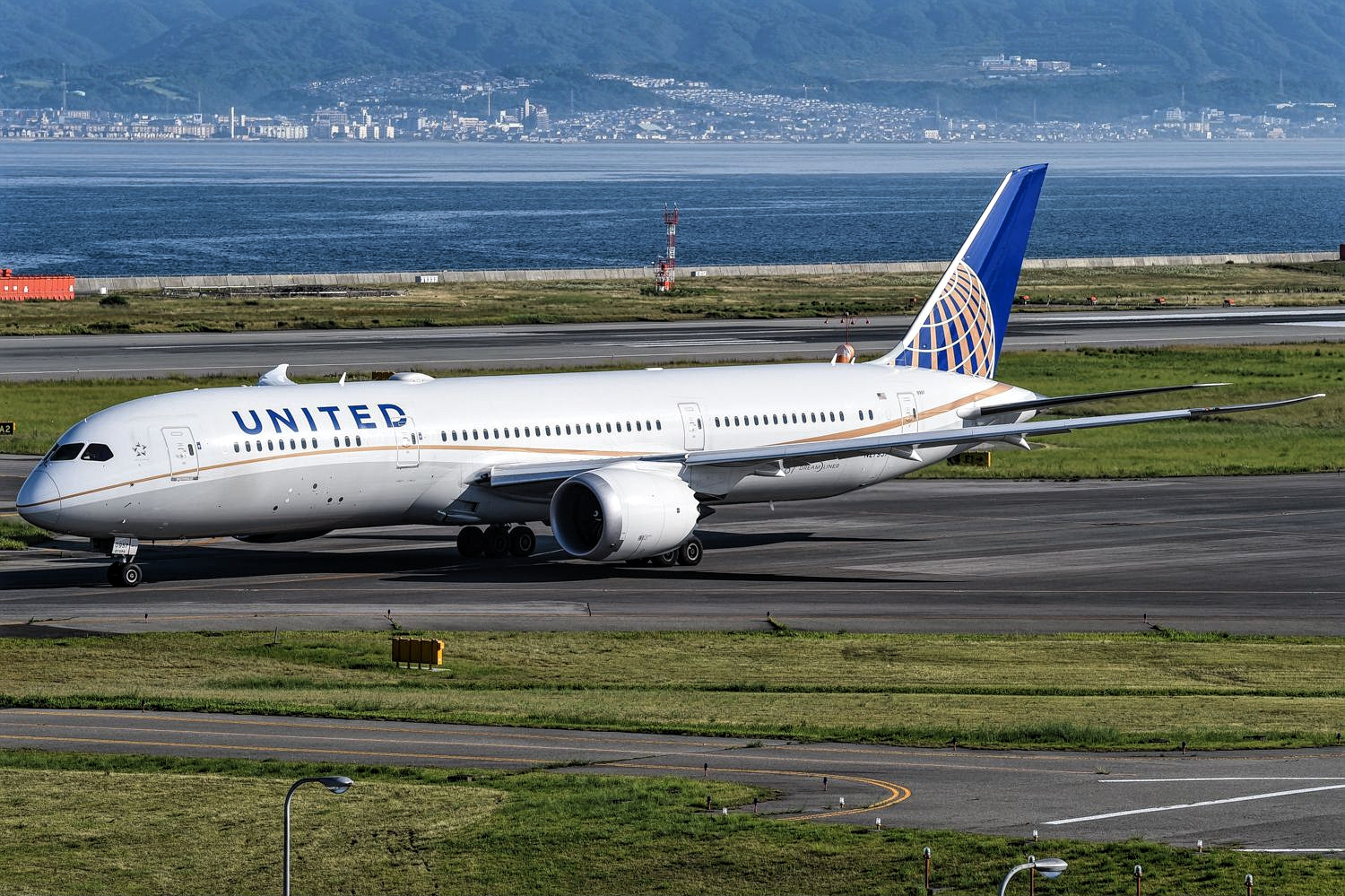 Boeing 787-9 Dreamliner united airlines