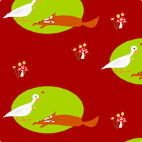 Goose and Fox Paper