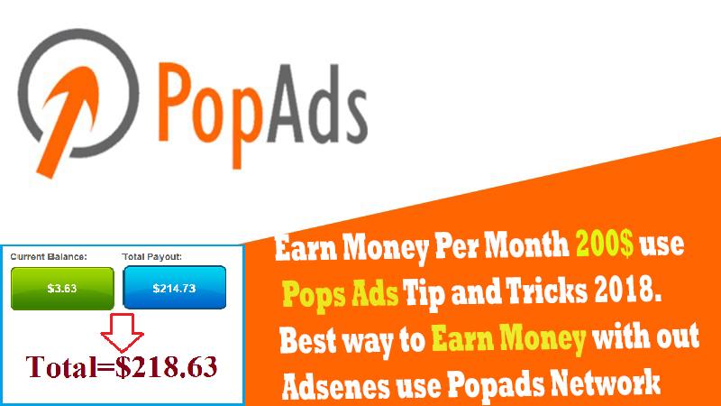 Monetizza il tuo sito con il Popunder