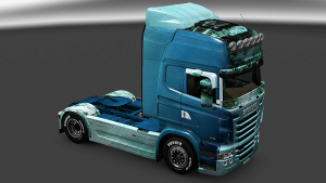 Ghost skin for Scania RJL