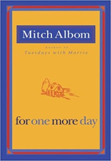 For One More Day by Mitch Albom (Book cover)