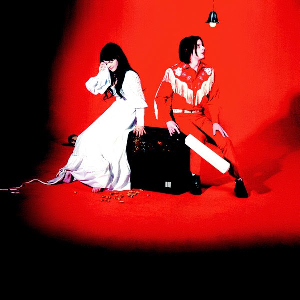 The White Stripes - Elephant  Cover