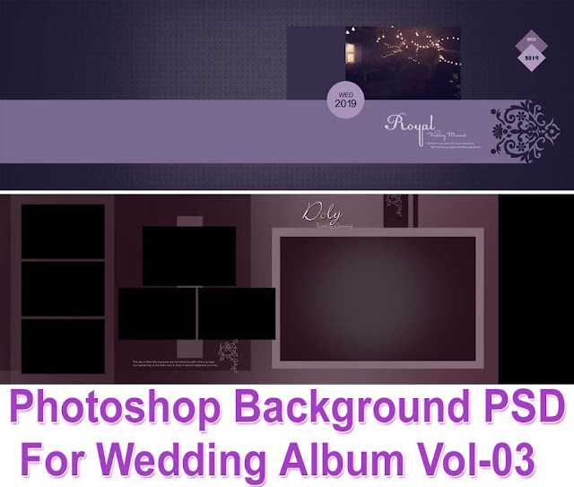 Photoshop Background PSD