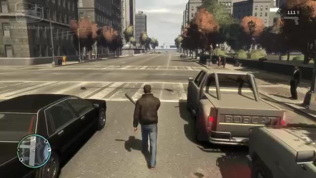تحميل لعبة جاتا 4 GTA IV للكمبيوتر من ميديا فاير