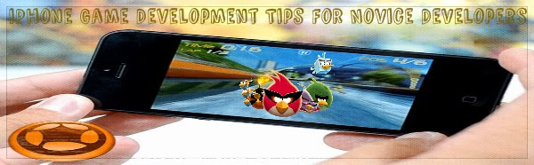 iPhone Game development Tips