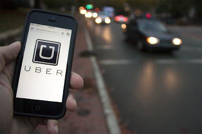 cara daftar uber online