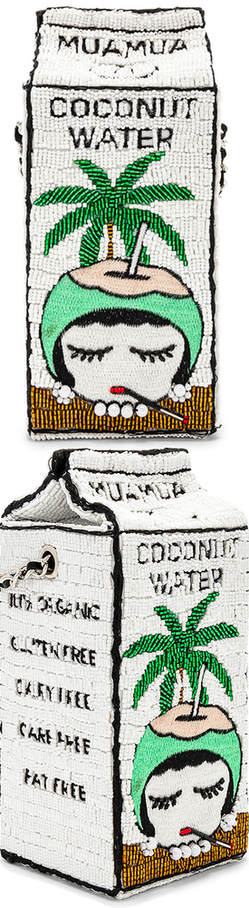 MUAMUADOLLS COCONUT WATER BAG