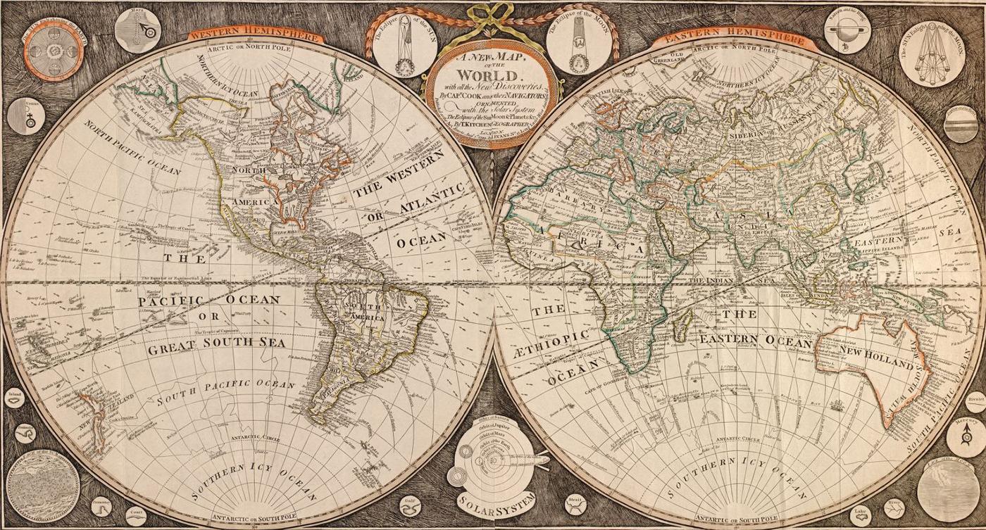 Geografia Tradicional e o Positivismo