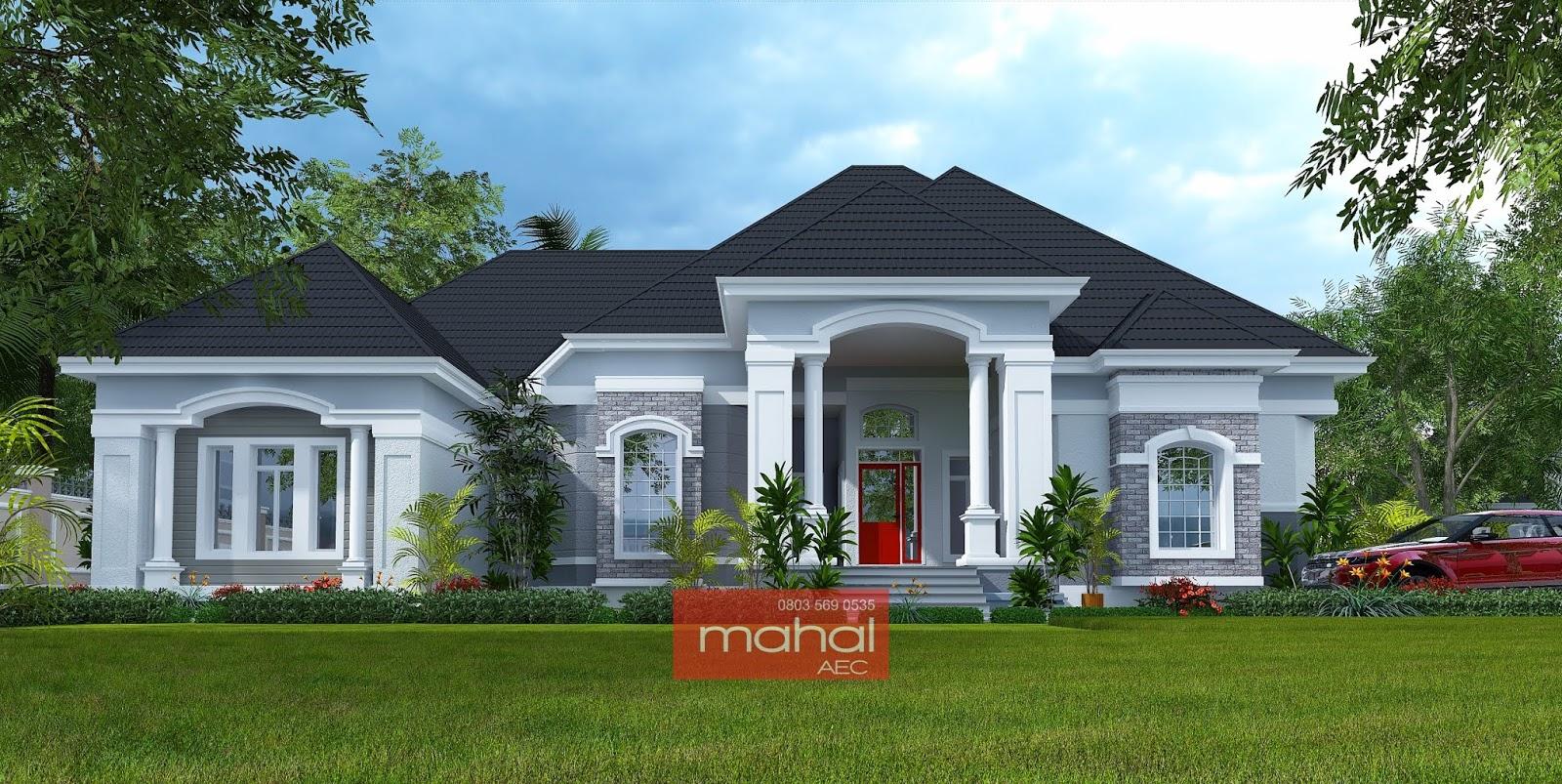 Contemporary Nigerian Residential Architecture: Pine David; 10