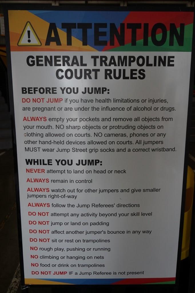 jumpstreet waiver Jump Street – Trampoline Park @ Petaling Jaya (Beside Jaya One ...
