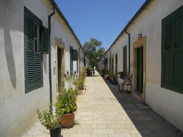 Day trip to North Cyprus: Samanbahce housing project