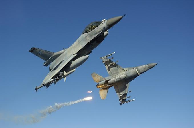 F-16 Viper στην Ελλάδα - Υπεροπλία στο Αιγαίο: Σε αναμμένα κάρβουνα η Άγκυρα